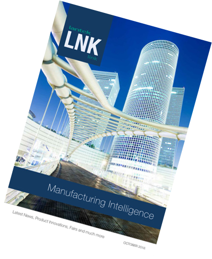 Portada de Lantek Link