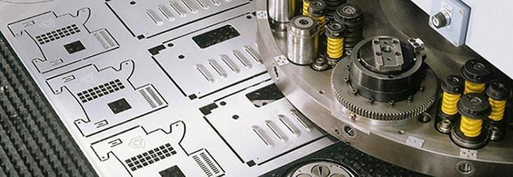 CAD/CAM Schachtel-Software für Stanzen - Lantek Expert Punch