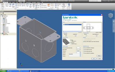 Lantek Flex3d Addins - Autodesk Inventor
