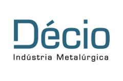 Décio Indústria Metalúrgica - Logo