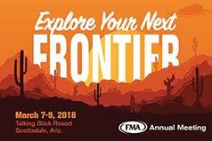FMA Annual Meeting 2018