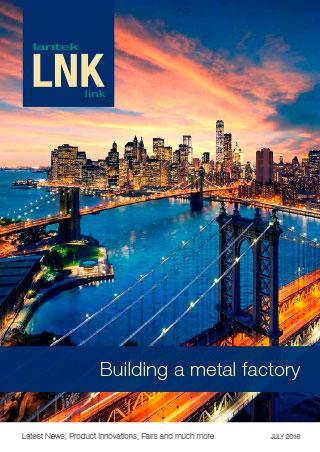 Lantek Link 2016년 7월