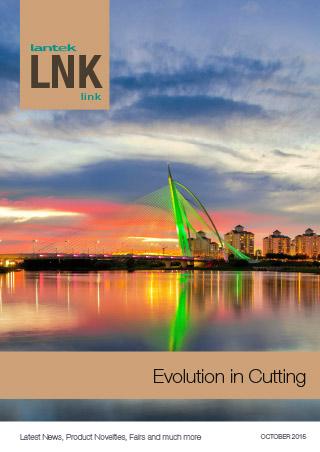 Lantek Link, October 2015