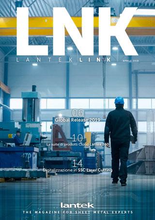 Lantek Link Aprile 2019