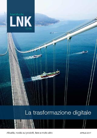 Lantek Link Aprile 2017