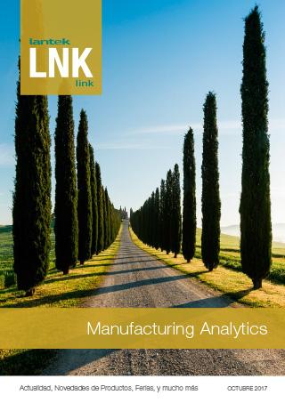 Lantek Link Octubre 2017