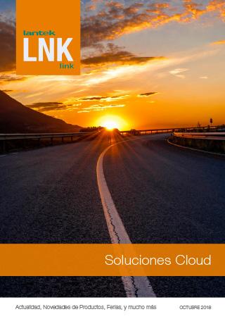 Lantek Link Octubre 2018
