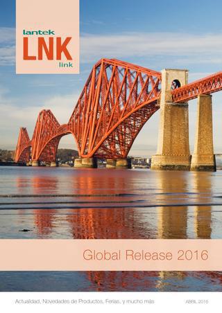 Lantek Link Abril 2016