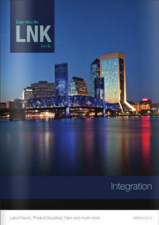 Lantek Link 2013년 3월