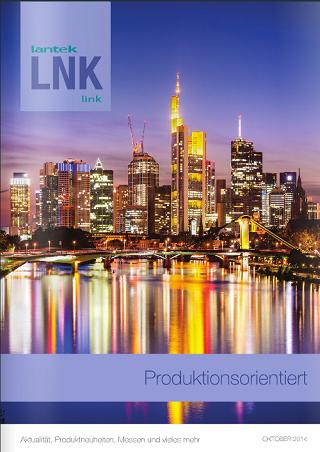 Lantek Link 2014년 10월