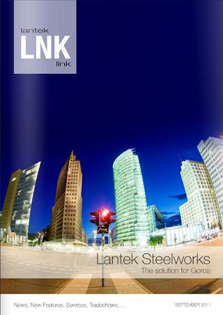 Lantek Link 2011년 9월