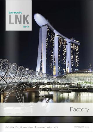 Lantek Link September 2013