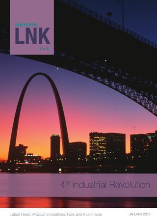Lantek Link 2015년 1월