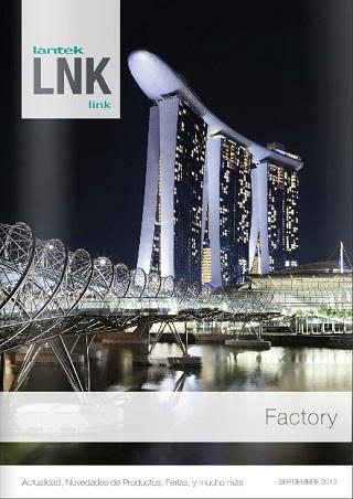 Lantek Link Septiembre 2013