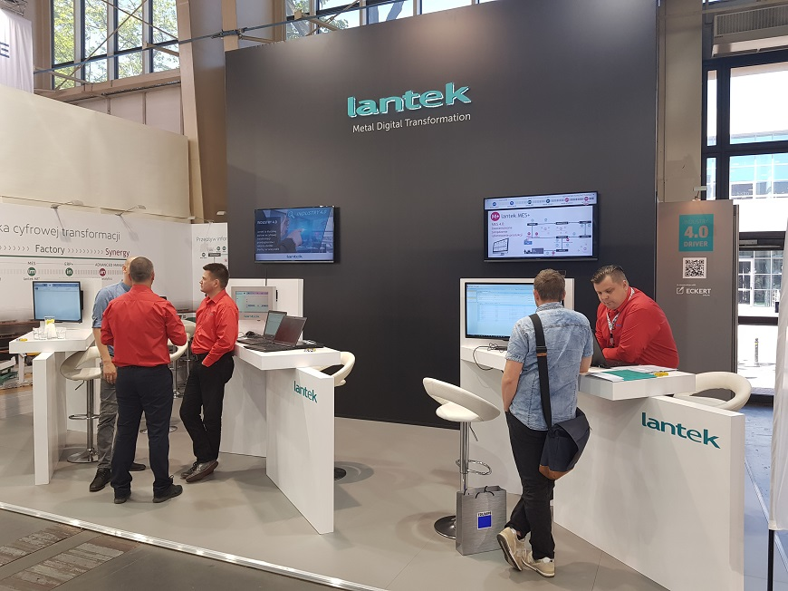 Lantek participates in MACH-TOOL, the leading trade show in the