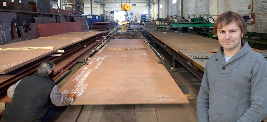 Cortes Metalúrgicos Oviedo trafia ponownie do portfela klientów firmy Lantek