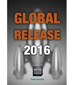Global Release 2016 brings Lantek users closer to Industry 4.0