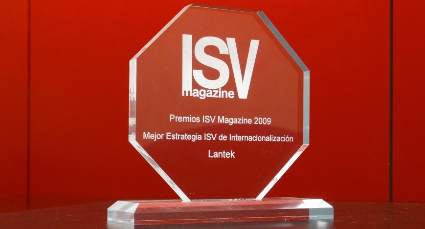 ISV Magazine galardona a Lantek con su premio