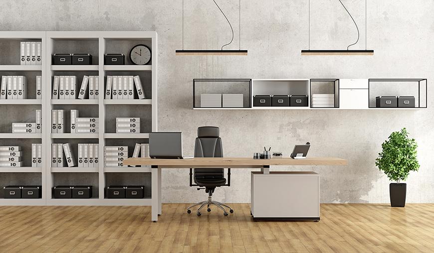 Producción ágil de muebles de oficina con Lantek