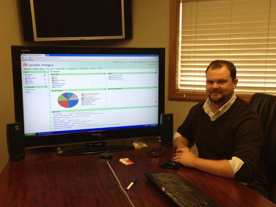 Josh Walker, Fusion Tech, speaks with Lantek