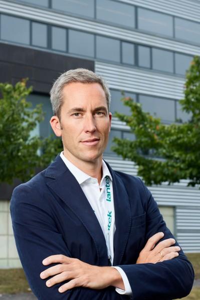Alberto López de Biñaspre, CEO