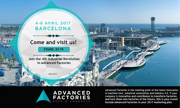 Advanced Factories 2017