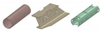 Lantek Flex3d Tubes  - Opciones de diseño