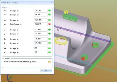 Lantek Flex3d 5x  - Estado de verificación
