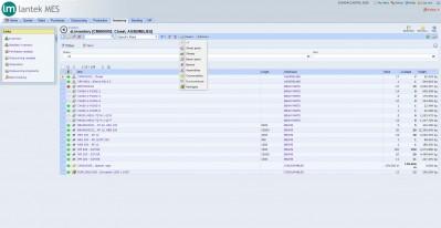Lantek Integra Inventory  - Inventario de chapas