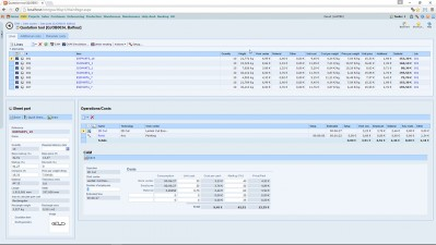 Lantek Integra CRM  - Quotation tool