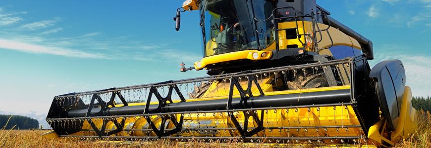 Software para fabricantes de maquinaria agrícola